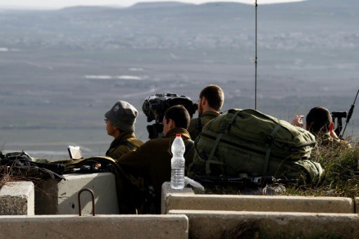 Iran và Israel có nguy cơ đụng độ ở Syria - Ảnh 2.