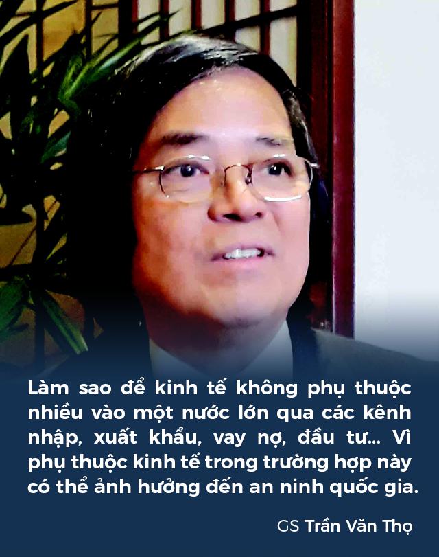 GS Trần Văn Thọ hiến kế để kinh tế Việt Nam trở nên tự chủ - Ảnh 2.