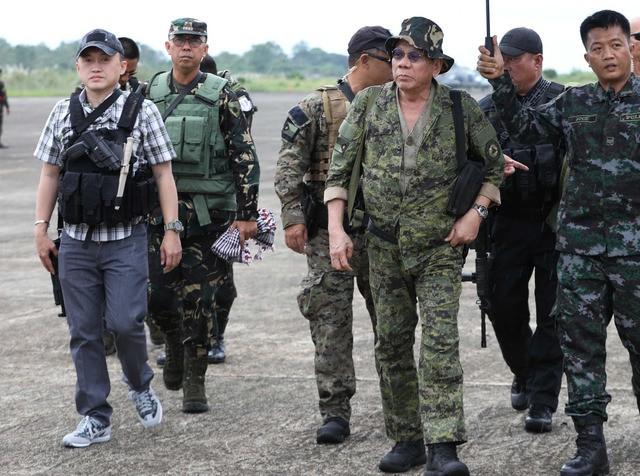 Philippines gọi tình báo Mỹ là 'thiển cận và tự suy đoán' - Ảnh 1.
