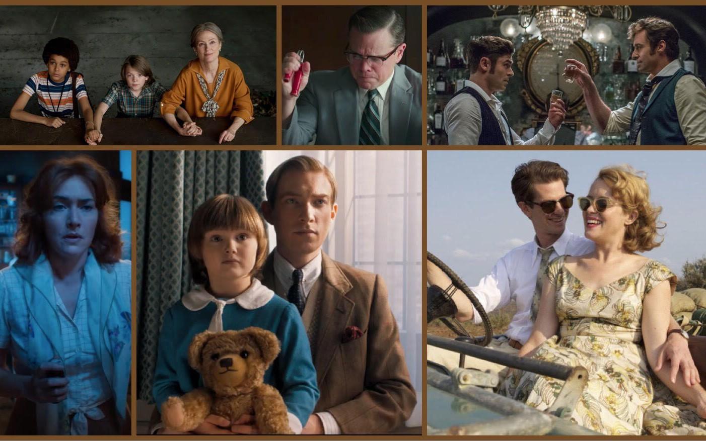 Sắp Oscar, điểm 10 phim tưởng nên chuyện nhưng lại là bom xịt
