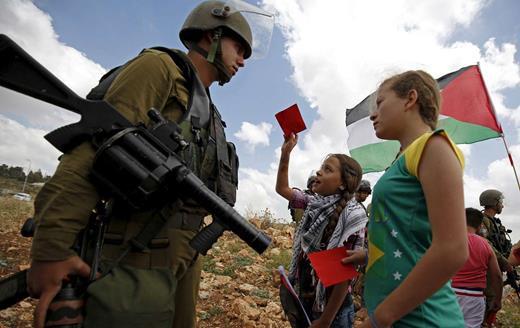 Palestine có dám không công nhận Israel? - Ảnh 1.