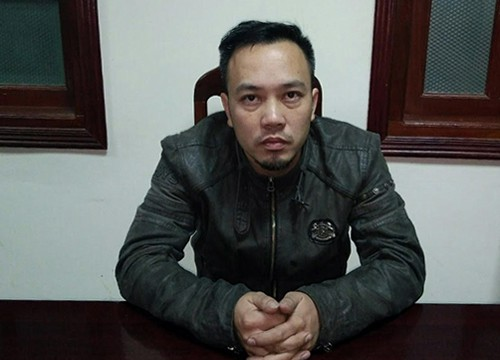Khởi tố bị can dùng mìn, súng giả cướp ngân hàng tại Bắc Giang - Ảnh 1.
