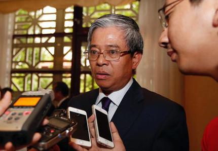 Các nhà ngoại giao Việt kể chuyện đối ngoại năm Đinh Dậu - Ảnh 3.