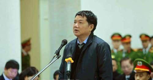Ông Đinh La Thăng xin toà xem xét cho cấp dưới - Ảnh 1.