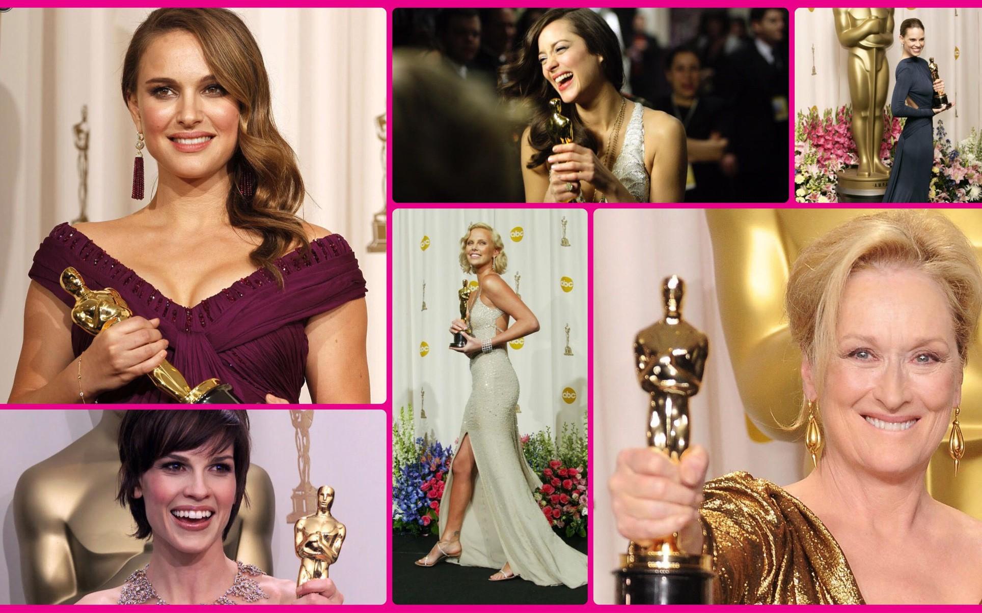 Những điều thú vị quanh Oscar của các ngôi sao nữ 90 năm qua