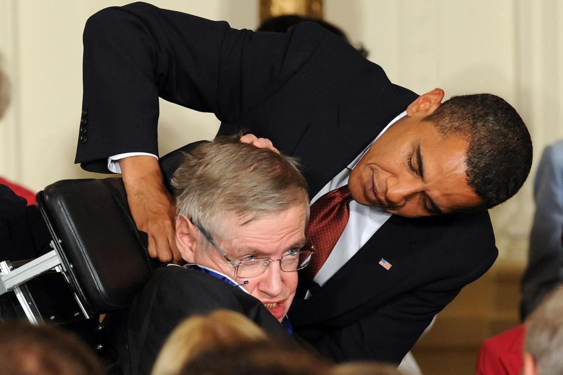 Stephen Hawking - một nghị lực phi thường - Ảnh 10.