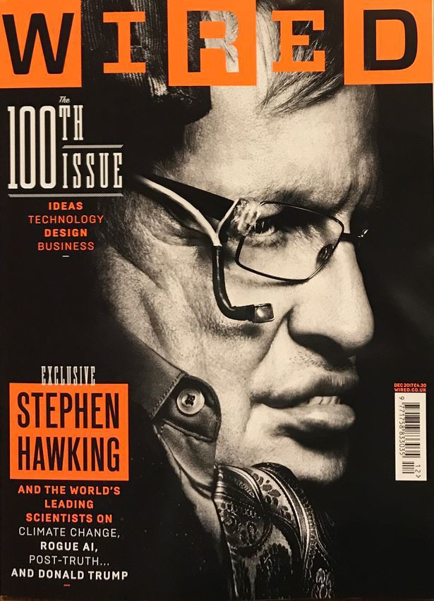 Stephen Hawking - một nghị lực phi thường - Ảnh 6.
