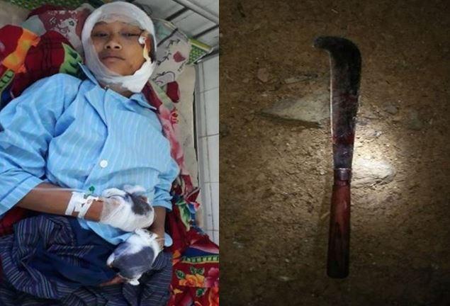 Sát hại con gái, chém vợ rồi tự sát vì 'phê' ma túy - Ảnh 1.