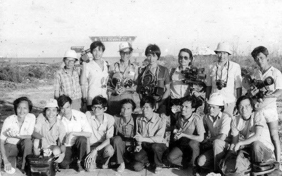 Chuyến tác nghiệp nhớ đời sau thảm sát Gạc Ma