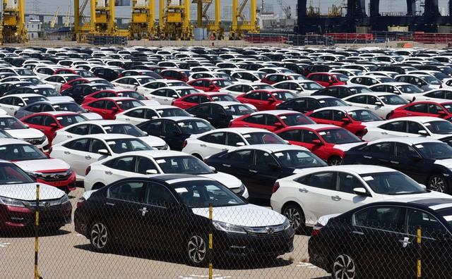 Xe hơi nhập từ Mỹ vào Việt Nam tăng mạnh - Ảnh 1.