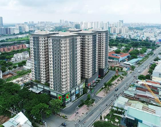 Cosmo City - lựa chọn mới tại Khu Nam Sài Gòn - Ảnh 1.