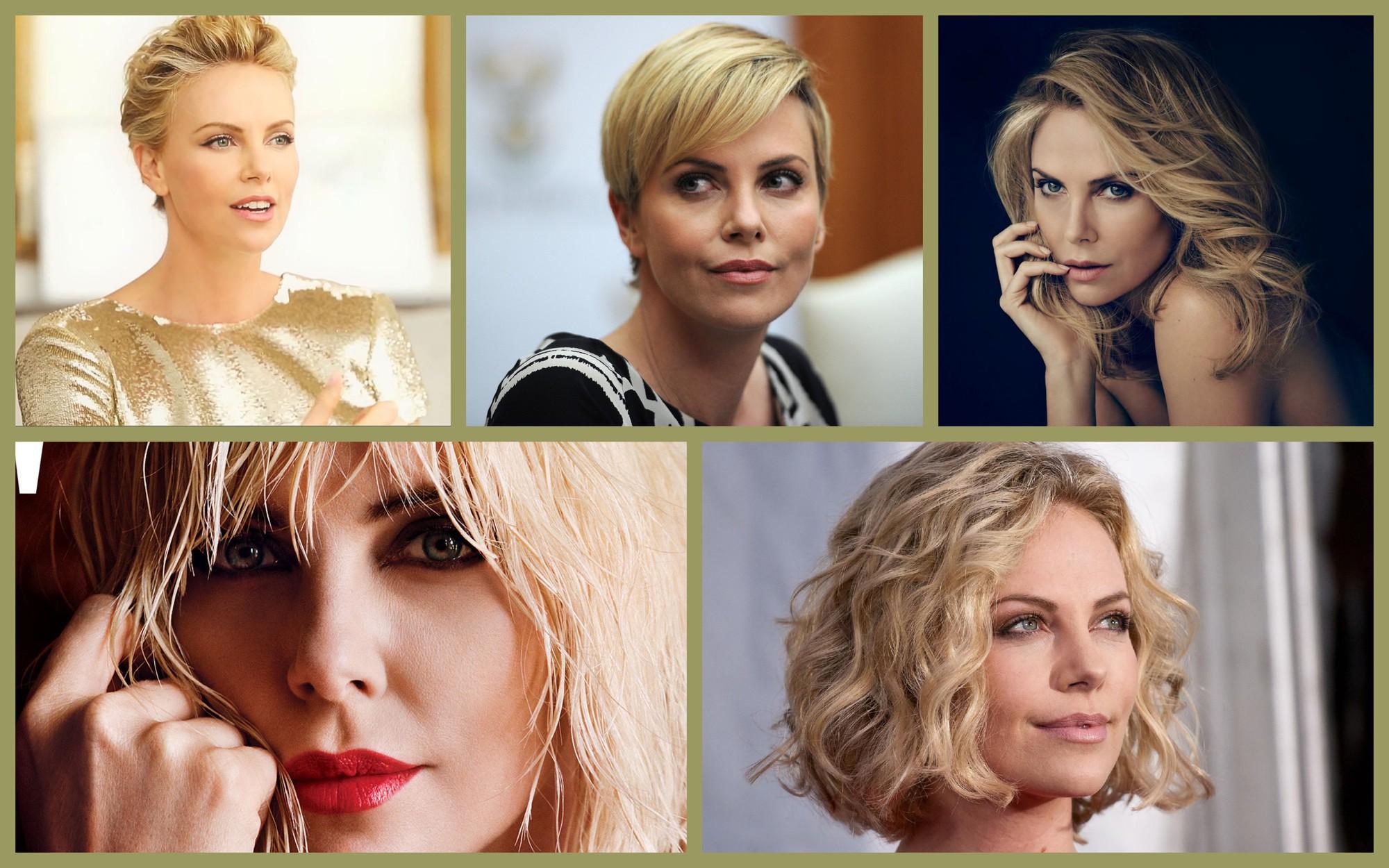 Charlize Theron - viên ngọc quý Nam Phi của Hollywood