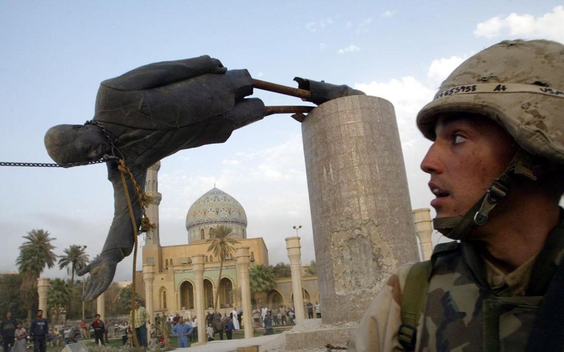 15 năm cuộc chiến Iraq - lời cảnh tỉnh cho nhân loại