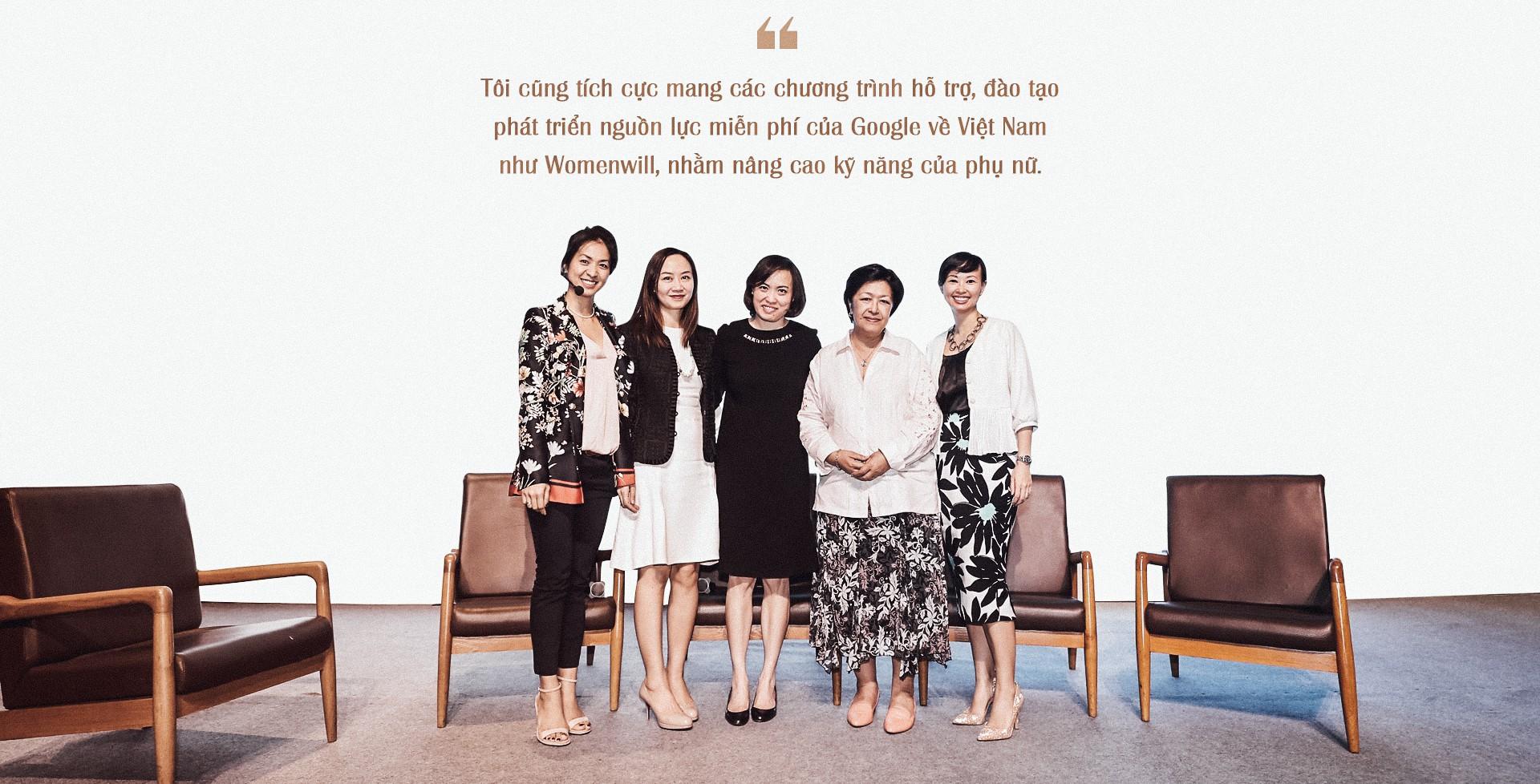 Đỗ Mỹ Ninh Google: 'Với phụ nữ Việt, gia đình luôn quan trọng - Ảnh 6.