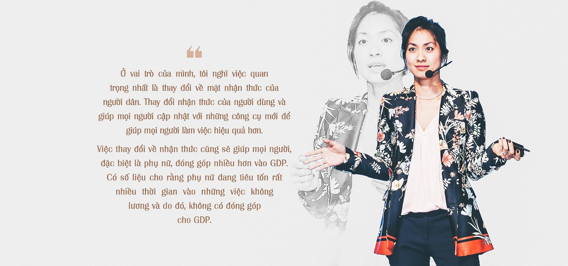 Đỗ Mỹ Ninh Google: 'Với phụ nữ Việt, gia đình luôn quan trọng - Ảnh 12.