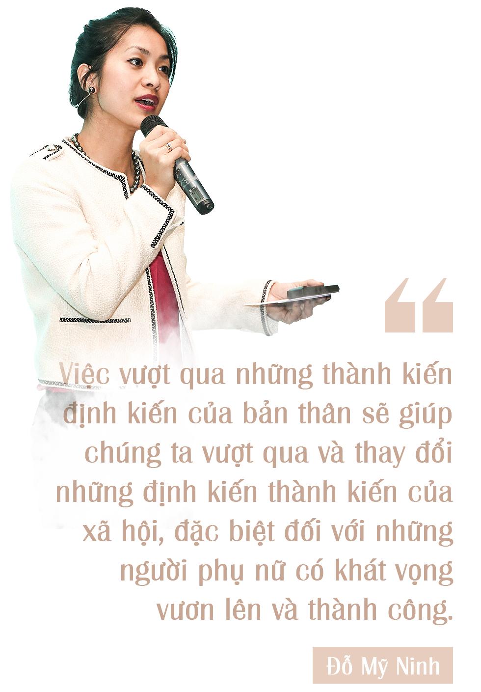 Đỗ Mỹ Ninh Google: 'Với phụ nữ Việt, gia đình luôn quan trọng - Ảnh 14.