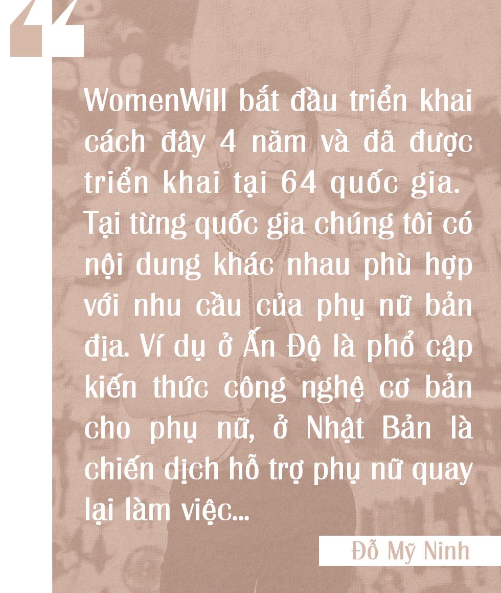 Đỗ Mỹ Ninh Google: 'Với phụ nữ Việt, gia đình luôn quan trọng - Ảnh 16.