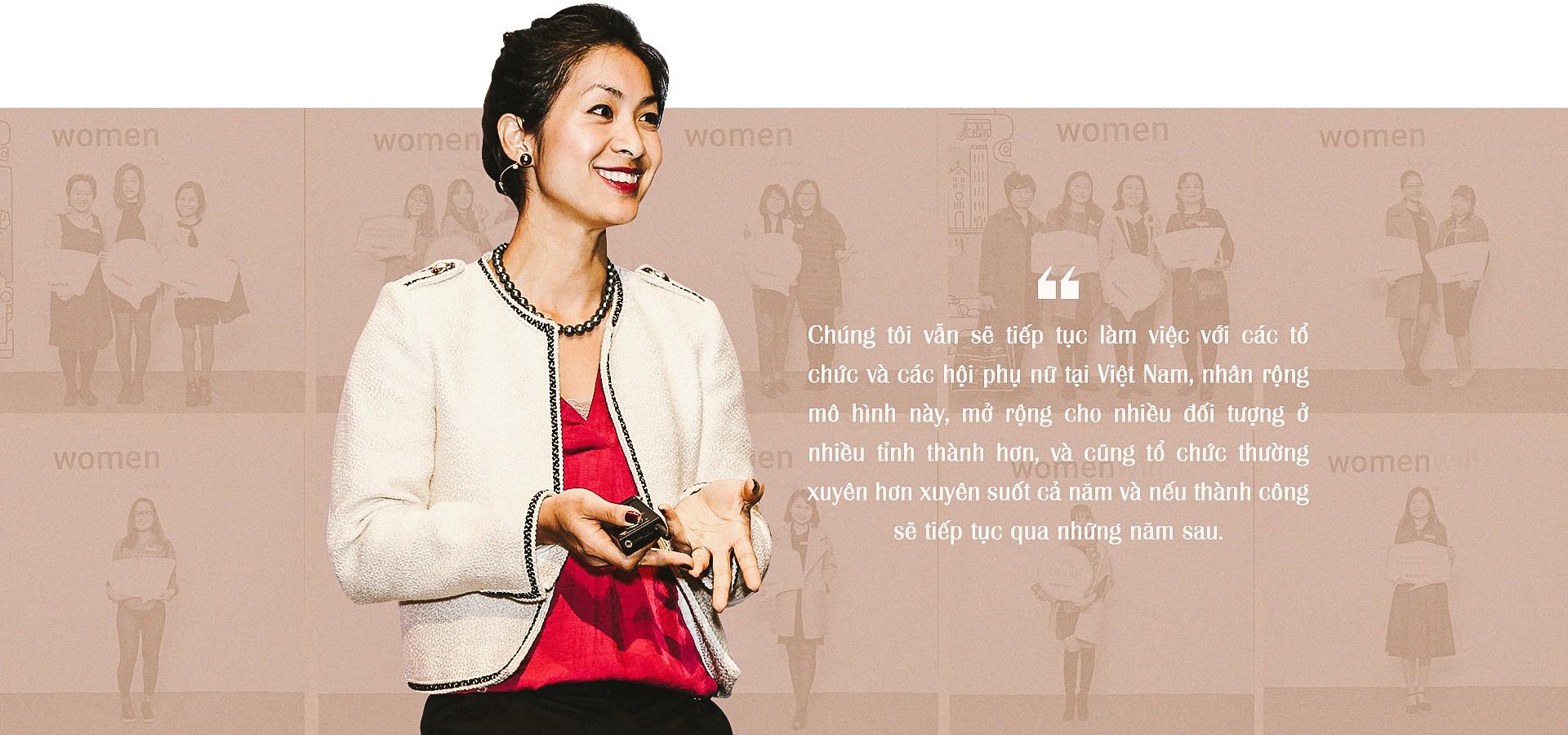 Đỗ Mỹ Ninh Google: 'Với phụ nữ Việt, gia đình luôn quan trọng - Ảnh 18.