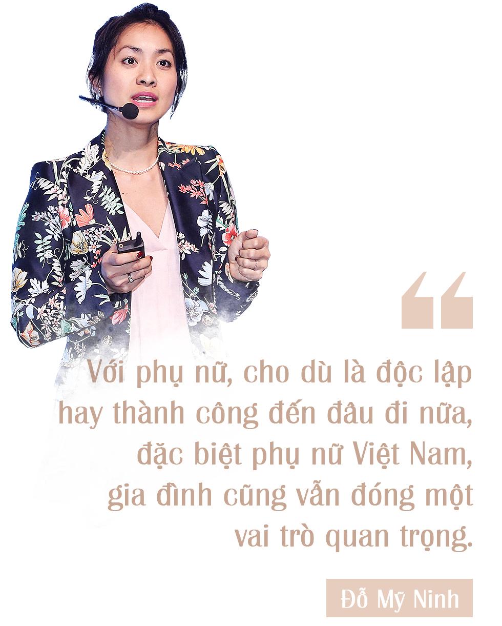 Đỗ Mỹ Ninh Google: 'Với phụ nữ Việt, gia đình luôn quan trọng - Ảnh 20.