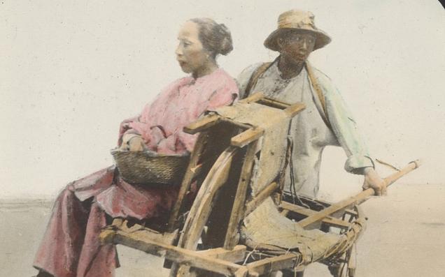 Nhìn ngắm thế giới 120 năm trước qua ảnh màu cực quý