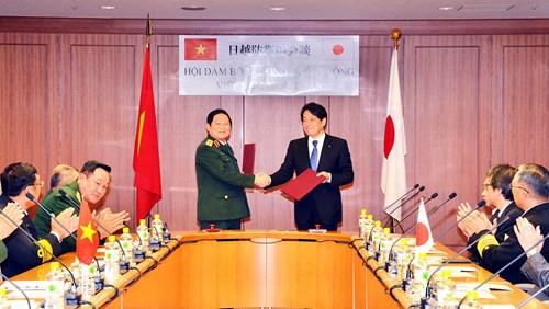 Việt - Nhật sẽ tăng hợp tác an ninh biển - Ảnh 1.