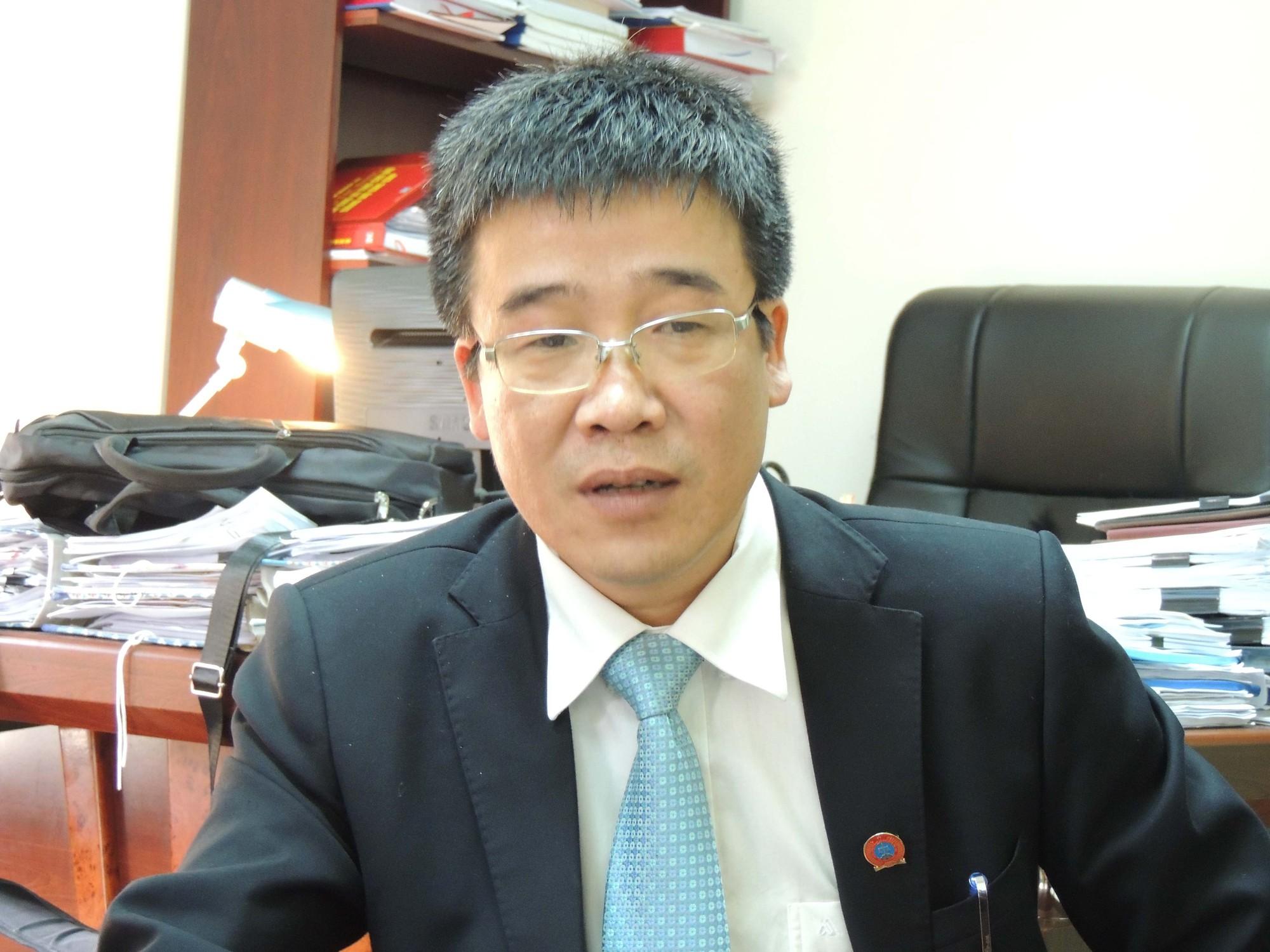 Ông Chu Thành Quang