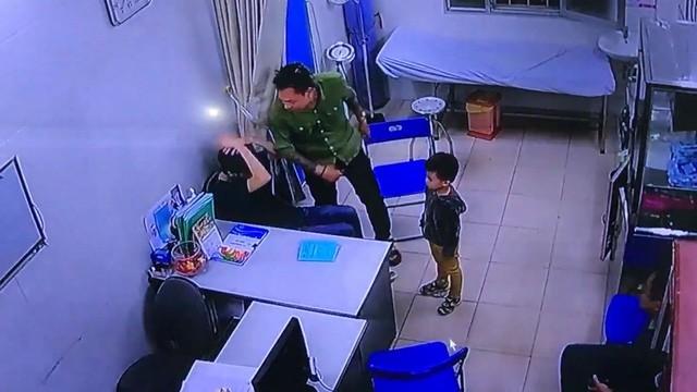 Chủ tịch Hà Nội yêu cầu làm rõ vụ bác sĩ Bệnh viện Xanh Pôn bị đánh - Ảnh 1.