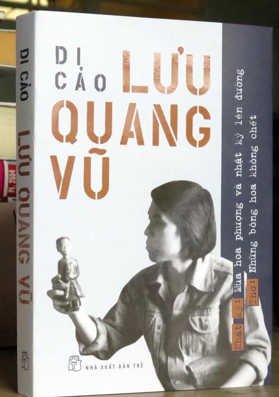 Trao học bổng Sơn Nam và xuất bản Di cảo Lưu Quang Vũ - Ảnh 1.