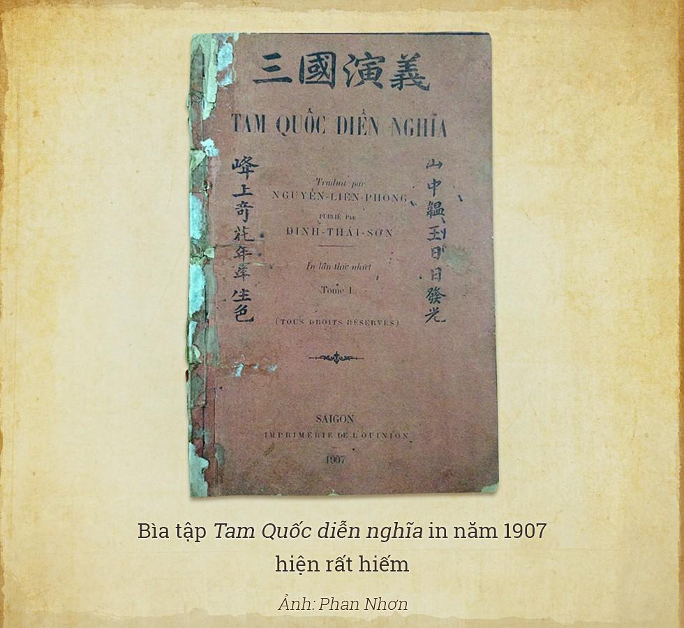 Sách quý hiếm của những nhà sưu tập khủng ở Sài Gòn - Ảnh 8.