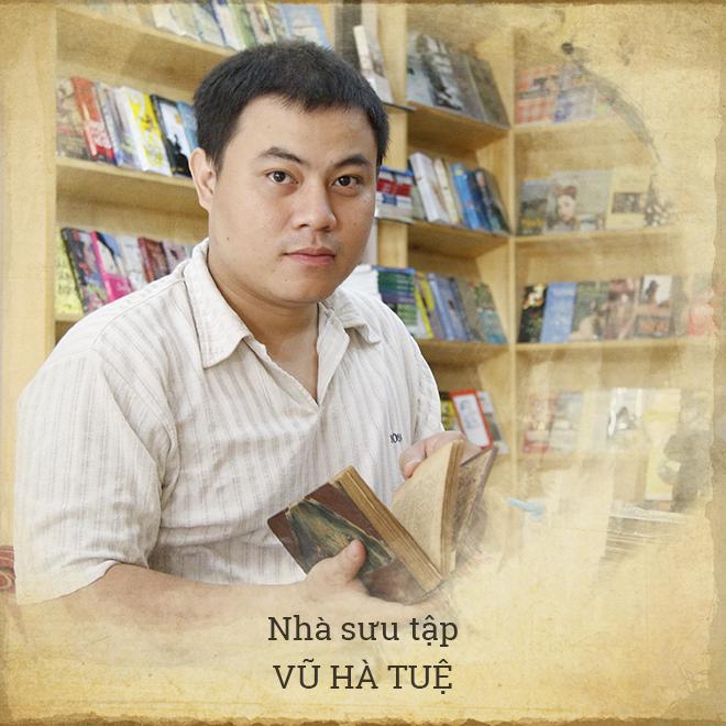 Sách quý hiếm của những nhà sưu tập khủng ở Sài Gòn - Ảnh 5.