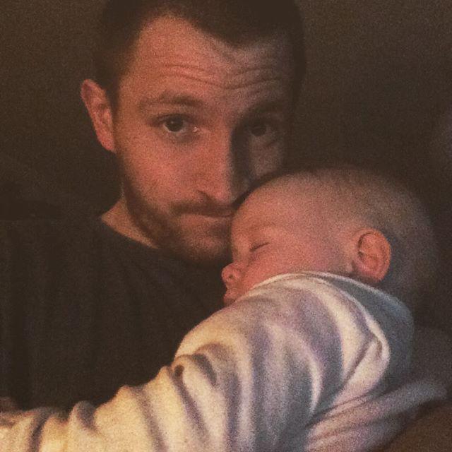 Cha trầm cảm viết tâm thư cho con gái mới chào đời - Ảnh 2.