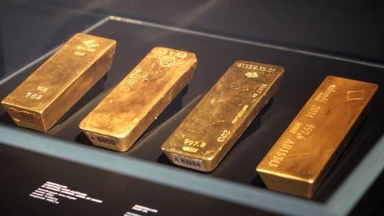 Ngân hàng trung ương Đức khoe kho vàng khổng lồ - Ảnh 5.