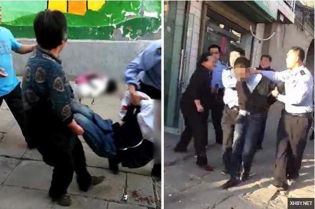 Bắt nghi phạm giết 7 bạn học tại Trung Quốc - Ảnh 1.