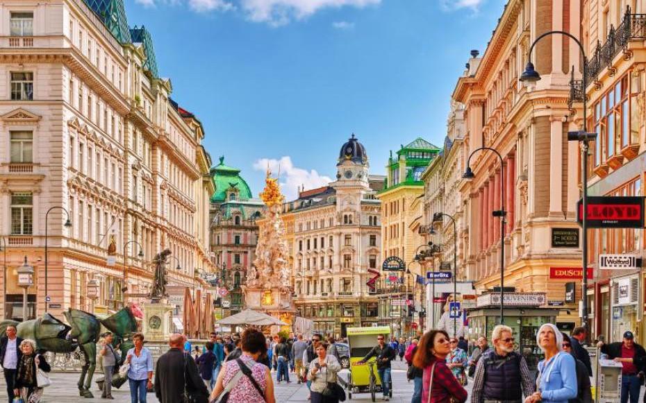 Top 10 hoạt động vui chơi ở Vienna
