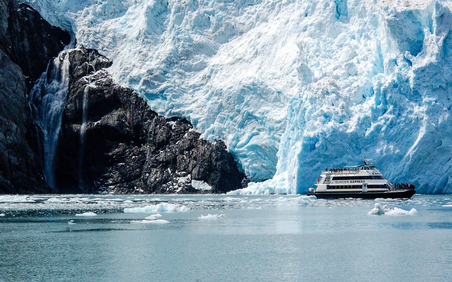 Alaska - trải nghiệm độc đáo  miền băng giá