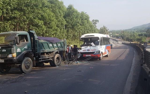 4 ngày nghỉ lễ, 79 người chết vì tai nạn giao thông - Ảnh 1.