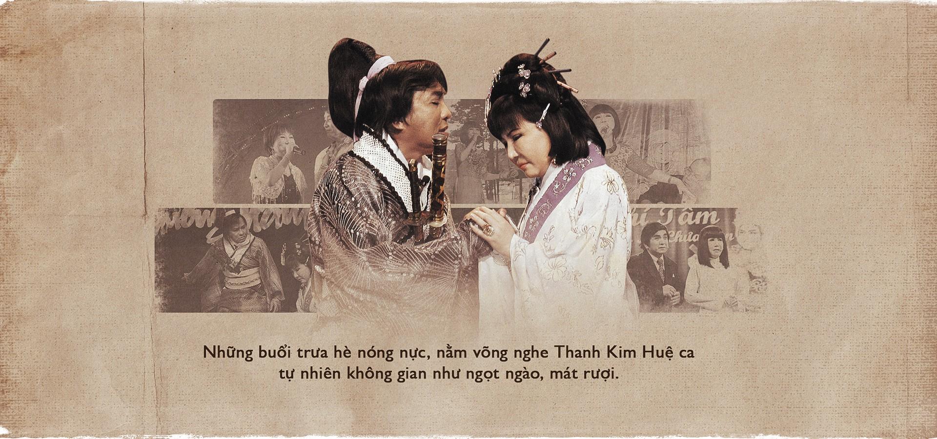 Ngọt lịm giọng ca cải lương của Thanh Kim Huệ - Ảnh 9.