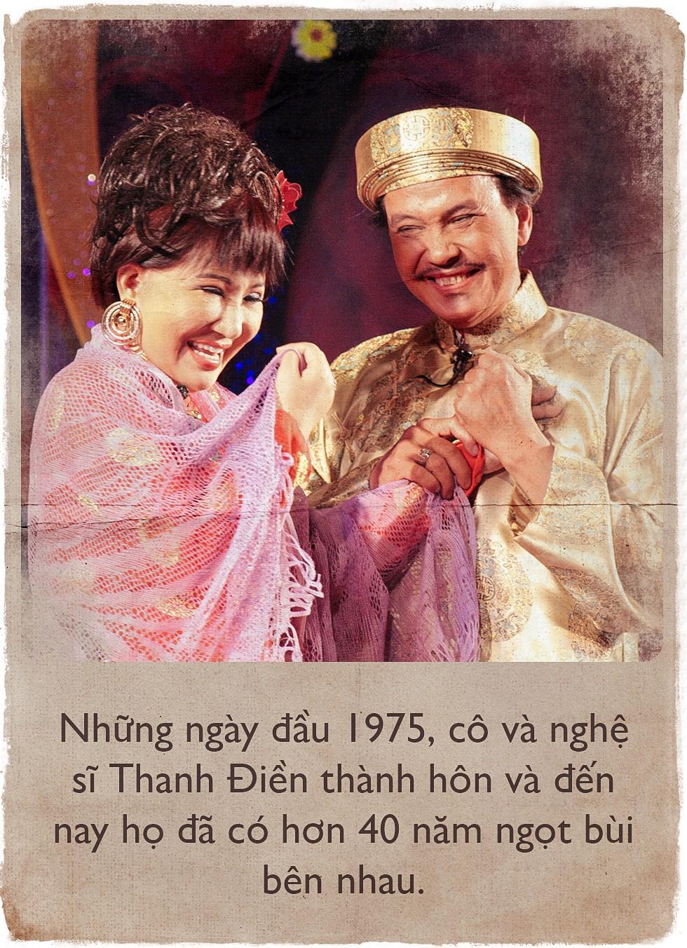 Ngọt lịm giọng ca cải lương của Thanh Kim Huệ - Ảnh 12.