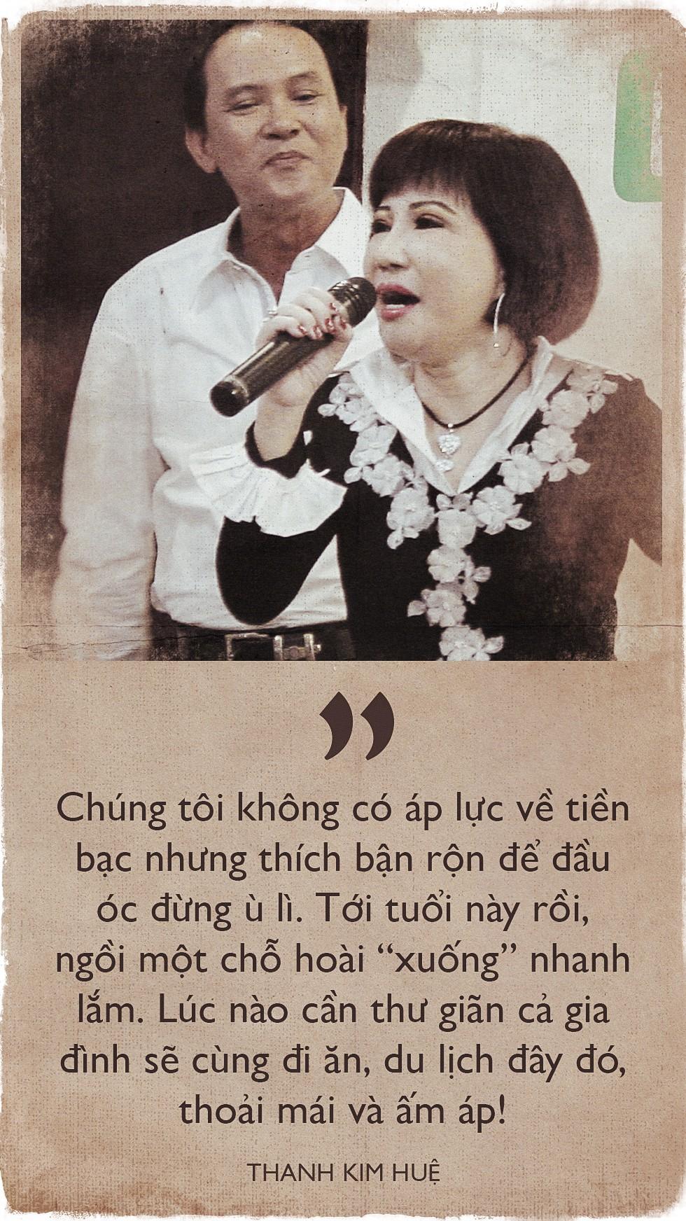 Ngọt lịm giọng ca cải lương của Thanh Kim Huệ - Ảnh 13.