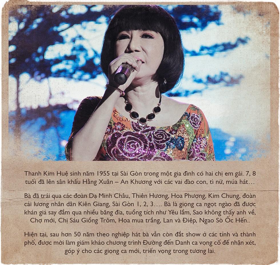Ngọt lịm giọng ca cải lương của Thanh Kim Huệ - Ảnh 14.