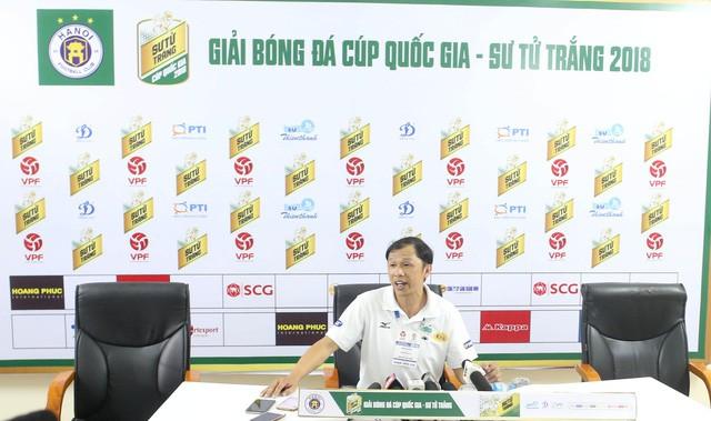 HLV Dương Minh Ninh tiếc vì HAGL không vào chung kết - Ảnh 1.