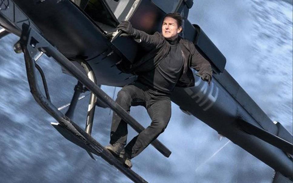 Tom Cruise U60 vẫn phong độ ngời ngời trong Nhiệm vụ bất khả thi 6