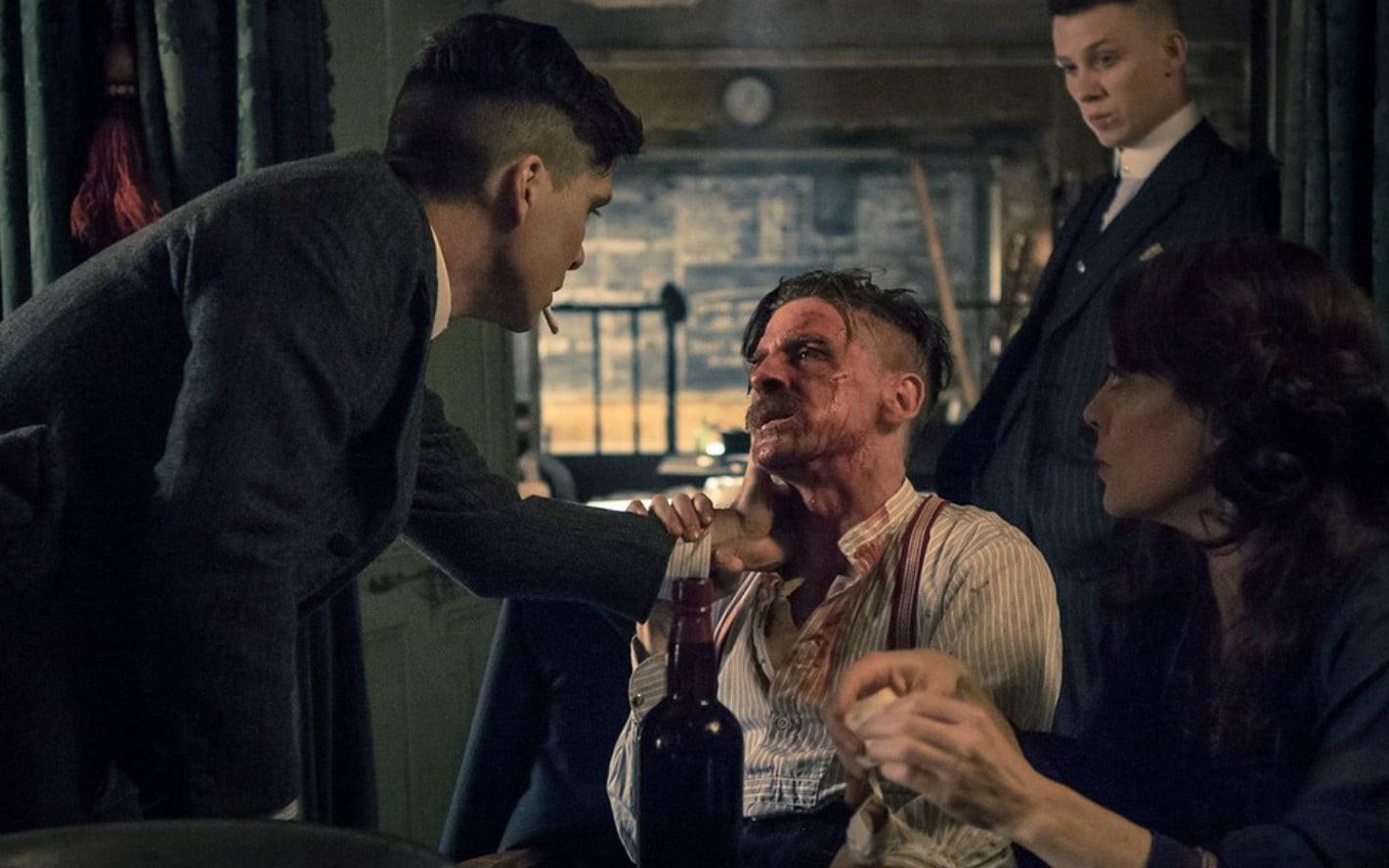 Peaky Blinders - mưu đồ chính trị, bạo lực đẫm máu và tình dục