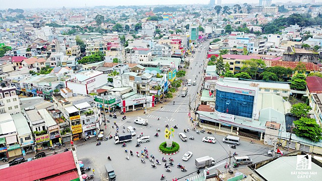 TP.HCM: Mở rộng đường Tô Ngọc Vân lên 30m, giá đất tăng - Ảnh 1.