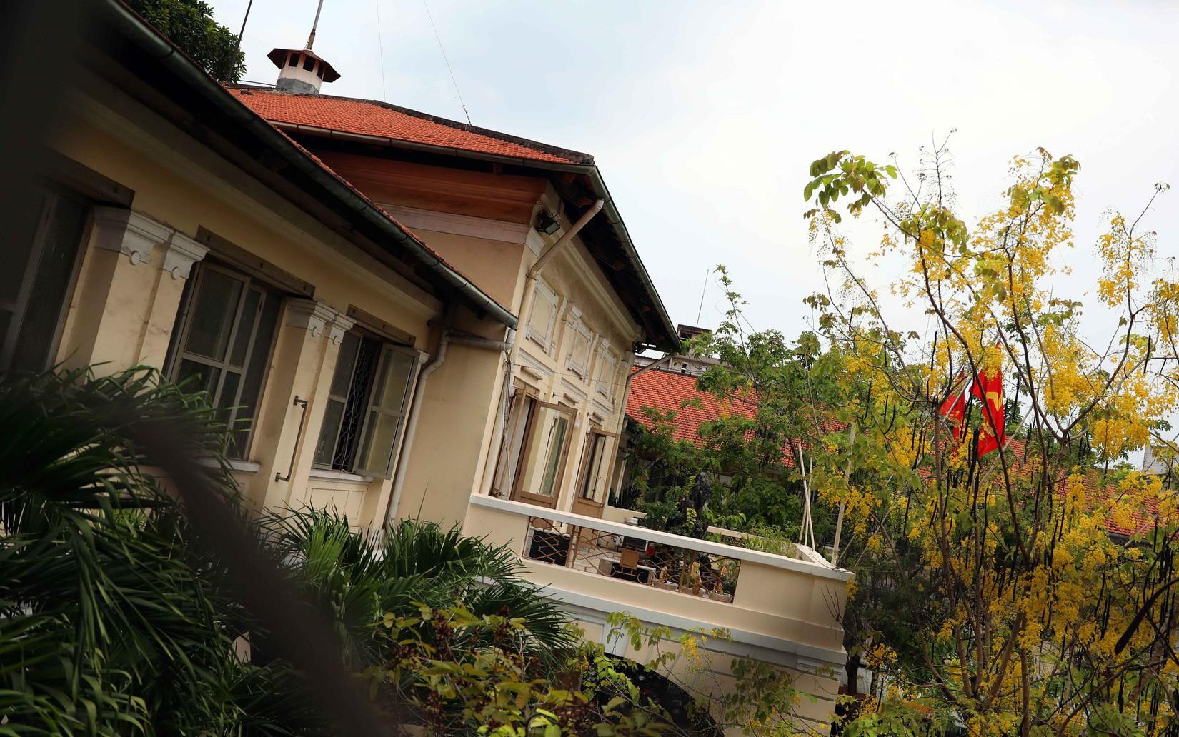Dinh Thượng Thơ Sài Gòn qua nhiều góc ảnh
