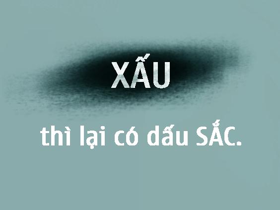 Bộ ảnh vui về... oái ăm tiếng Việt - Ảnh 1.
