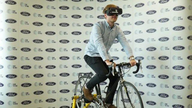Ford tung ra chiến dịch Share The Road để bảo vệ người đi xe đạp - Ảnh 1.