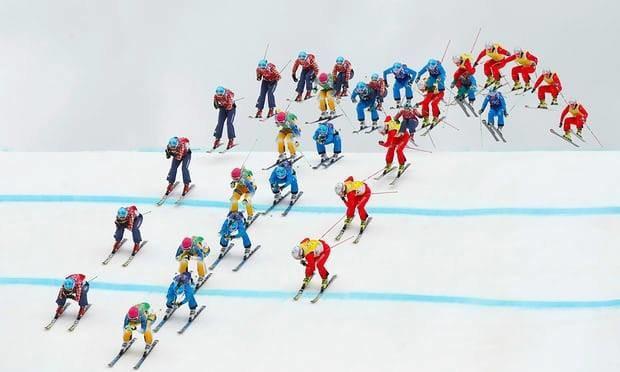 Biến đổi khí hậu đe dọa Thế vận hội mùa đông - Ảnh 1.