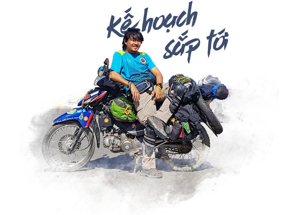 Trần Đặng Đăng Khoa: Một năm đi nửa vòng Trái đất bằng xe máy - Ảnh 27.
