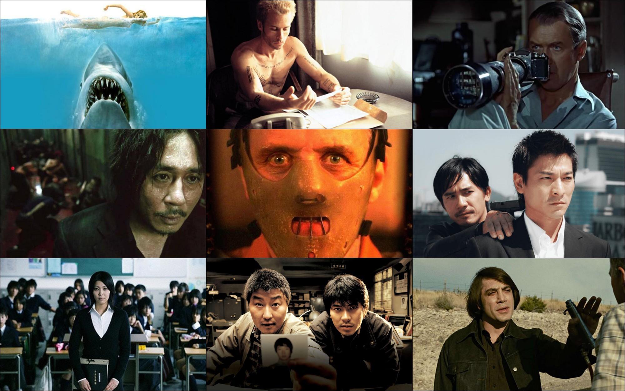 10 phim ly kỳ, rùng rợn ấn tượng trên màn ảnh rộng